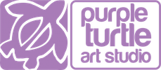 Purple Turtle Art Studio