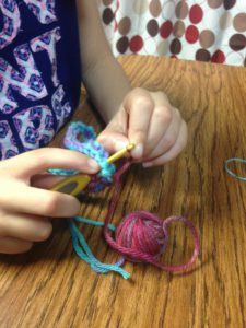 Fiber Art Camp July 20-24, 1:00-4:00